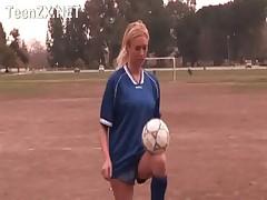 Sporty Teen