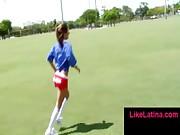 latina babes love soccer