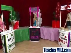 Sexy Milf Teachers Gets Hardcore Fucked clip-15