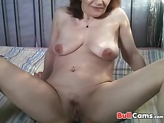 Mature French Lady is Very Loud