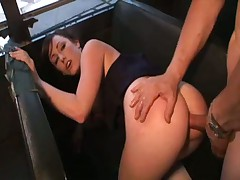School Bus Anal Slut Jennifer White