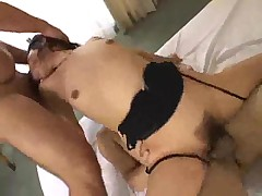 Hairy Asian Nymphomaniac