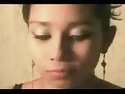 Latina Pussy Close-Up On Webcam