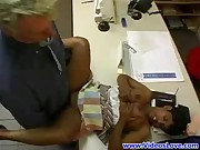 Old Boss Fucking Young Maid