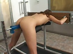 Joselyn Pink - Bondage and fucking machines