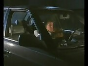 Christy Canyon blowjob in the car