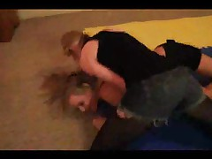 Monroe Jamison vs Savannah Scissors - The Beginning