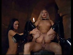 Down in the dungeon