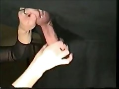 Gloryhole Hand Job Compilation