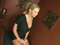 GloryHole Blowjob,By Blondelover.