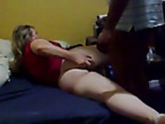 Interracial Pleasure My bubble butt Wife Helga