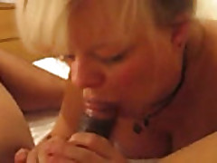 Frieda 46 Anal orgasm from Black Toyboy