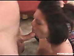 milf suffers anal torment
