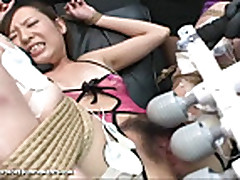 Japanese Bondage Sex - Extreme BDSM Punishment of Ayumi (Pt....