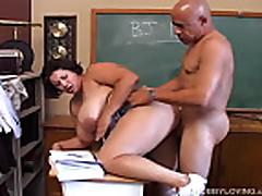 Beautiful big tits BBW