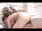 Asian Wet Massage