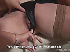 UNBELIEVABLE CZECH MATURES FUCK FOR MONEY!