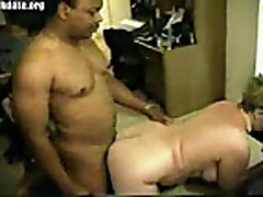Interracial swinger bbc party