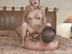 HomegrownVideo - Kitty Johnson Loves Getting Fucked