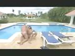 great sex at pool