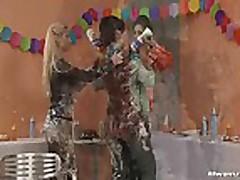 When Birthdays Turn Messy