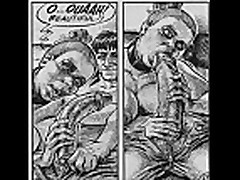 Slideshow: Giant Cock Hard Sex Comics